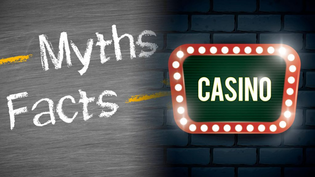Myths and facts about gambling