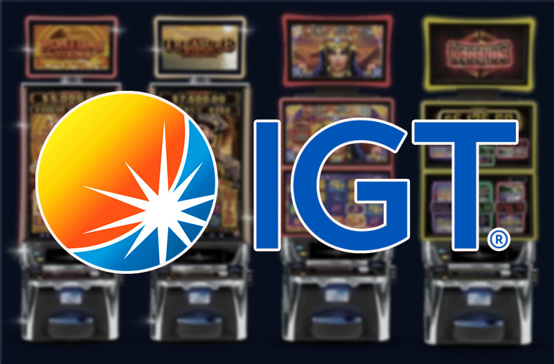 Slots and IGT sign