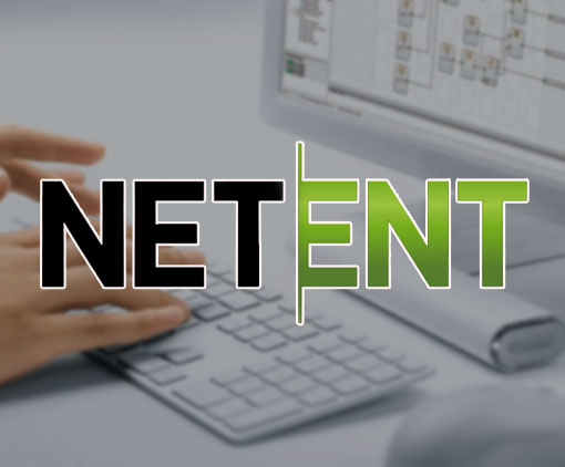 Keyboard and NetEnt sign